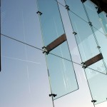 Hình ảnh sản phẩm mặt dựng nhôm kính tại Fintech