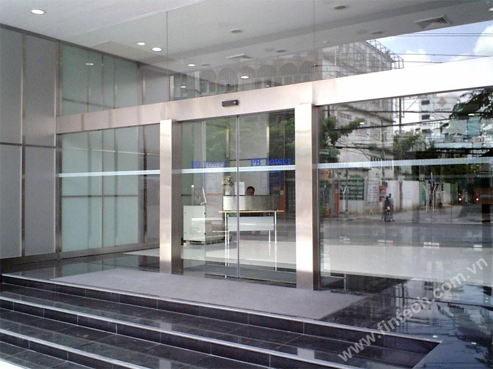 Cửa tự động PB Tower