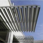 Lam chắn nắng xây dựng Fintech – Không chỉ là giải pháp hoàn thiện không gian tổng thể