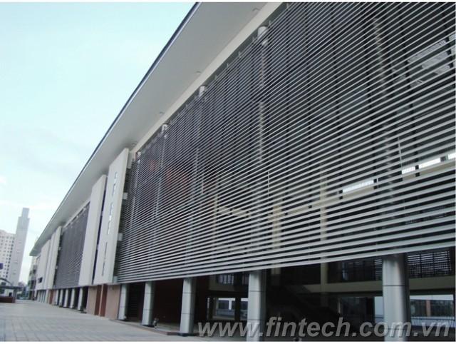 Lam chắn nắng xây dựng Fintech – Không chỉ là giải pháp hoàn thiện không gian tổng thể2