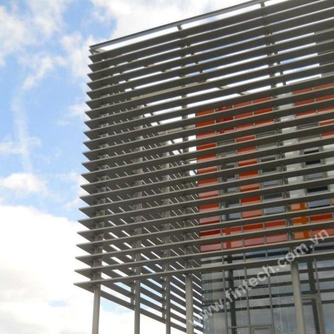Lam chắn nắng xây dựng Fintech – Không chỉ là giải pháp hoàn thiện không gian tổng thể3