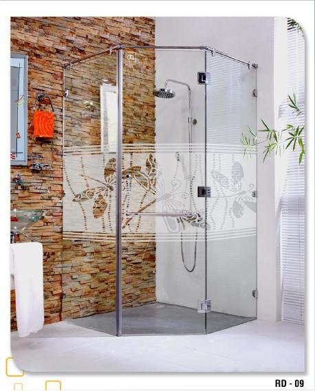 Những mẫu phòng tắm kính đẹp đơn giản mà độc đáo nhất hiện nay4
