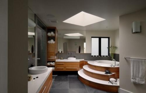 """""""Bật mí"""" 5 kiểu thiết kế phòng tắm độc đáo nhất hiện nay5"""