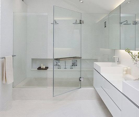 Bí quyết chọn cửa kính cường lực cho nhà tắm 2