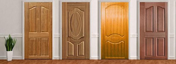 các loại cửa vân gỗ đẹp