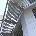 Đặc điểm sản phẩm lam chắn nắng hình lá liễu của Fintech