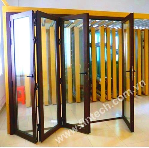 Cửa nhôm kính được thiết kế như thế nào và có nên sử dụng hay không?1