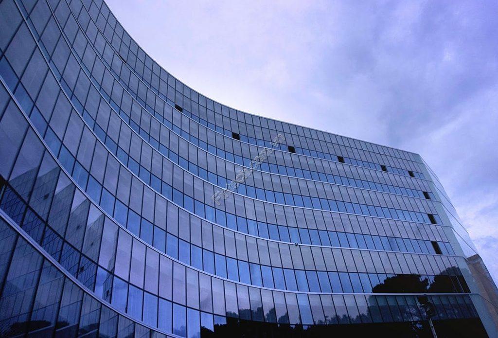 công ty thi công mặt dựng nhôm kính tphcm 3