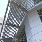 Hình ảnh sản phẩm lam chắn nắng tại Fintech