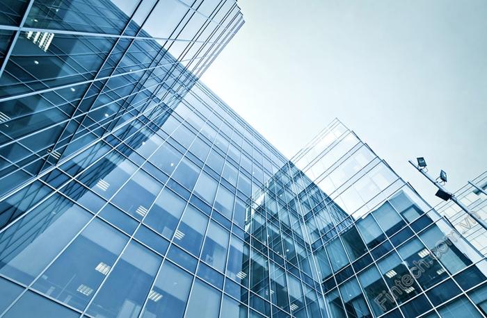 Ứng dụng nhôm kính vào kiến trúc hiện đại cùng Fintech 2