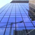 Hệ mặt dựng kính – Glass curtain wall
