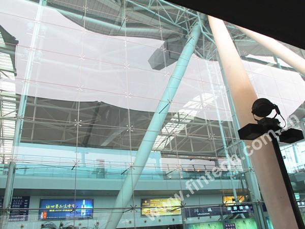 Hệ mặt dựng kính - Glass curtain wall 3