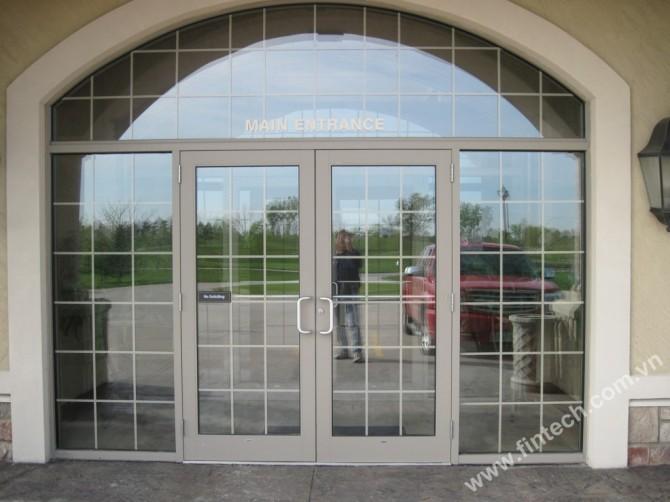 Địa chỉ lắp đặt cửa nhôm kính rẻ và đẹp nhất tại Hà Nội? 3