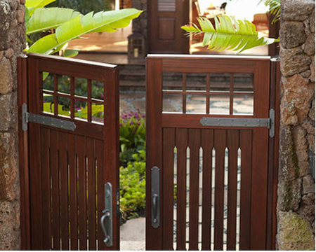 Những mẫu cửa cổng đẹp cho nhà thêm sang6