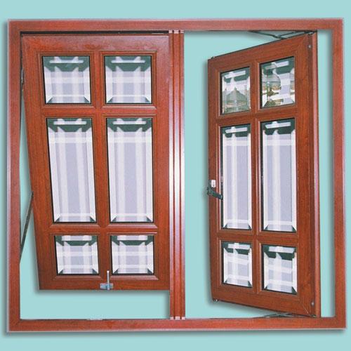 Vì sao nên chọn cửa nhôm kính vân gỗ?2
