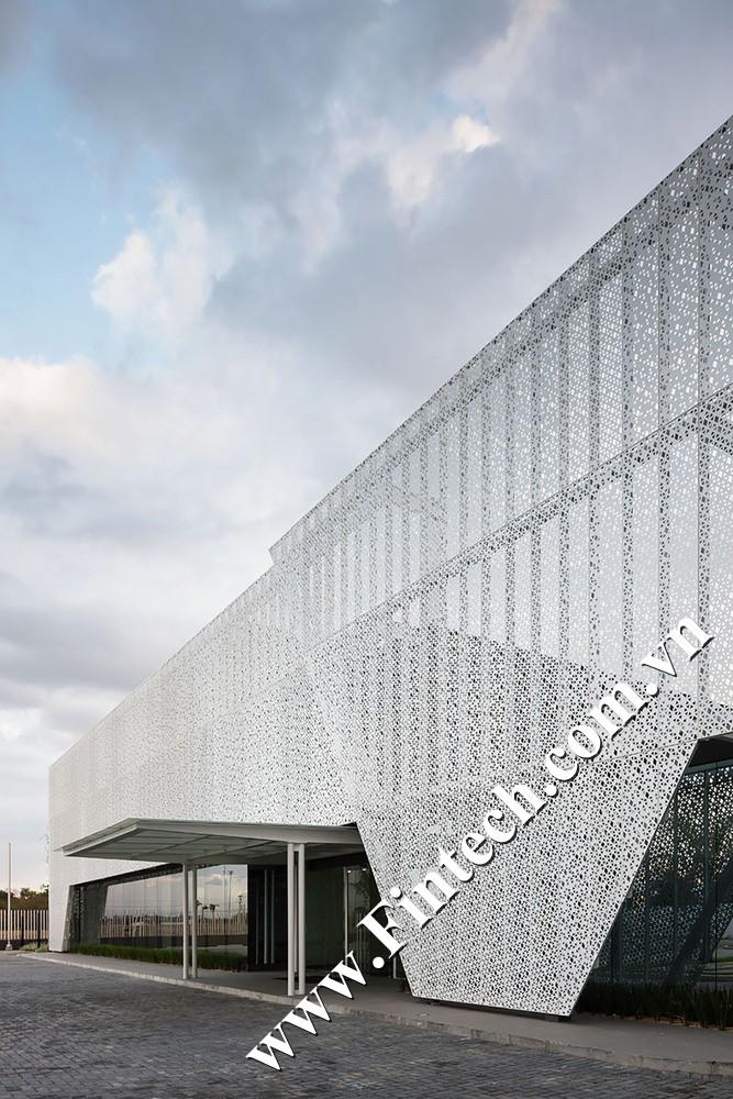 Aluminium Facade