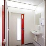 Có nên chọn cửa nhôm kính cho toilet hay không?