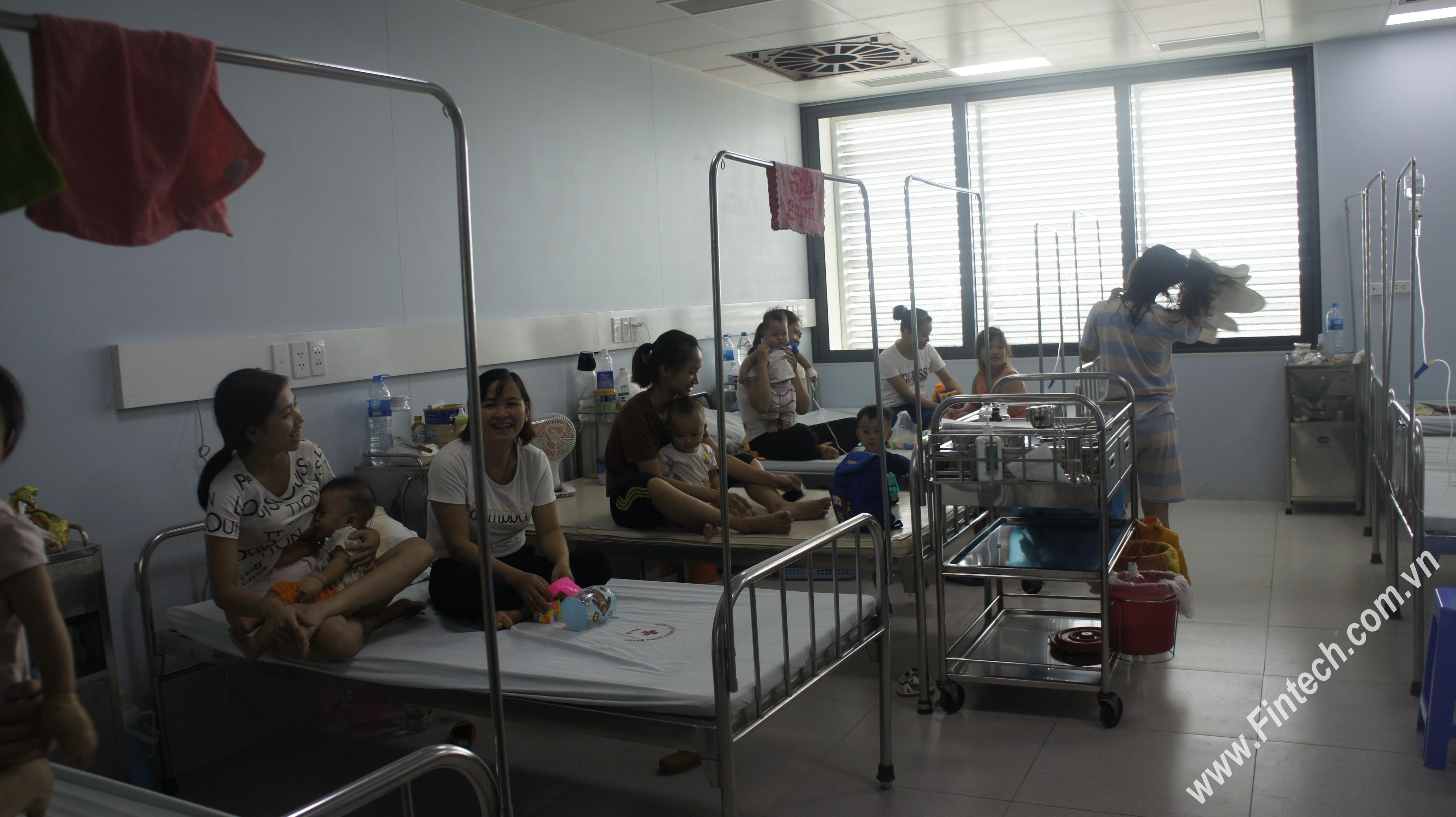 Bệnh viện nông nghiệp 4