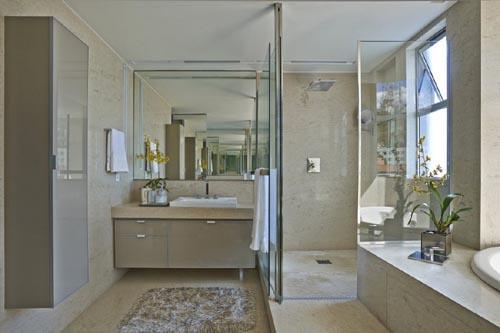 """""""Bật mí"""" 5 kiểu thiết kế phòng tắm độc đáo nhất hiện nay7"""