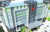 Lắp đặt nhôm kính cao cấp Bệnh Viện 7 Tỉnh Hải Dương