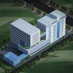 Dự án Bệnh viện đa khoa nông nghiệp giai đoạn II