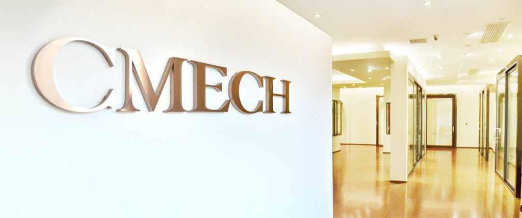 Thương hiệu phụ kiện CMECH