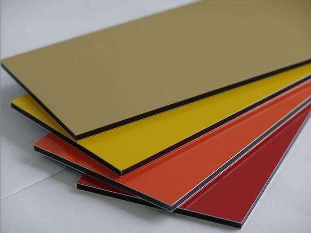 Tấm ốp hợp aluminium composite