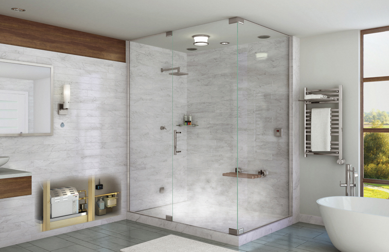 Thiết kế phòng tắm cho căn hộ chung cư như thế nào? 3