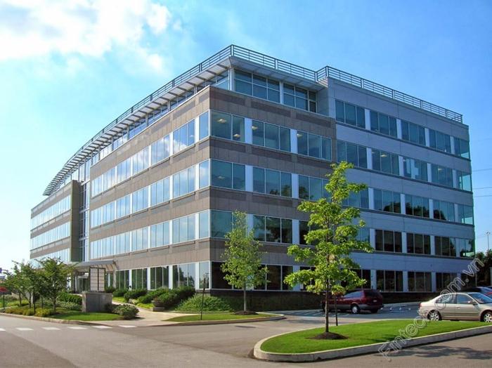 Ứng dụng nhôm kính vào kiến trúc hiện đại cùng Fintech 8