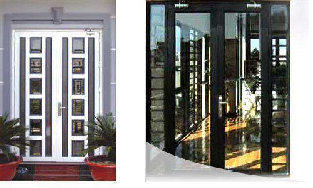 Xu hướng sử dụng cửa nhôm kính cao cấp cho nhà riêng 2014